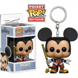 Porte-clé Funko Pocket Pop! Disney Kingdom Hearts : Mickey