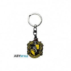 Porte-clés Harry Potter - Poufsouffle - ABYstyle