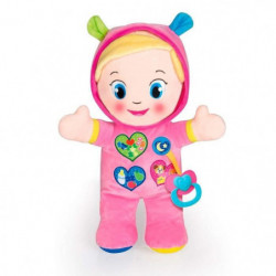 CLEMENTONI Baby - Alice, ma poupée a malice - Poupée Interac