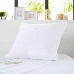 SWEETNIGHT Protege-oreiller 100% coton épais ROMY 65x65 cm -