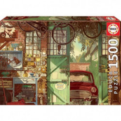 EDUCA  1500 old garage, arly j