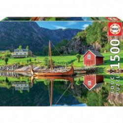 EDUCA  1500 bateau viking