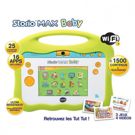 VTECH Baby - Console Storio Max 5""