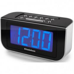 AUDIOSONIC CL-1475 Radio Réveil FM PLL - Atténuation d'écran