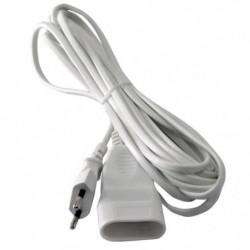 I-WATTS Rallonge électrique 5m 2x0,75mm