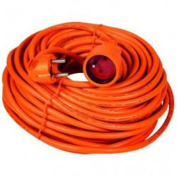 VOLTMAN Rallonge électrique jardin - 10 - 16 A - Eclipses 50