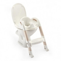 THERMOBABY Reducteur de wc kiddyloo - Marron glacé