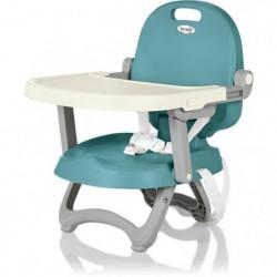 BREVI - Pic nic réhausseur de table - couleur bleu/grisé