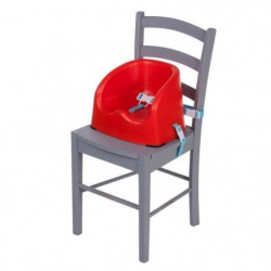 SAFETY 1ST Réhausseur de Chaise Essential Booster - Red Line