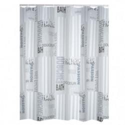 RIDDER Rideaux de douche Font en plastique
