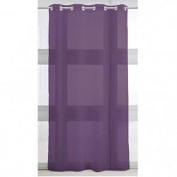 Voilage 135/240 deep purple