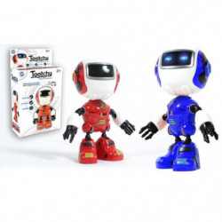 MGM Robot Tootchy métal - 12 cm