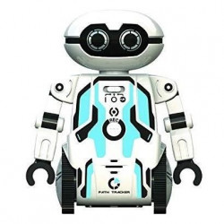 SILVERLIT - Maze Breaker - Robot Interactif - Bleu