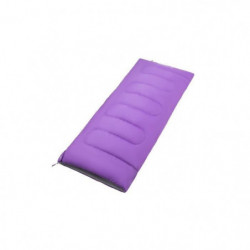KING CAMP Sac de couchage enveloppe Oxygen - Adulte - Violet