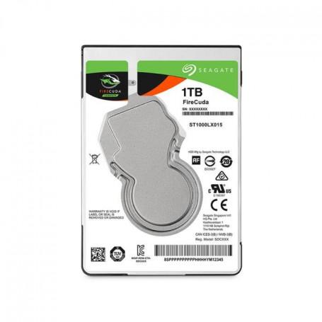 Disque dur interne SSHD Seagate Mobile - 1To