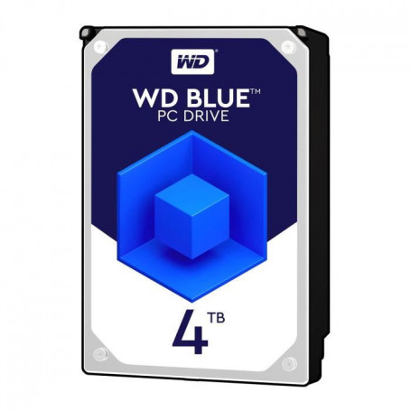 WD Blue 4To 64Mo 3.5    WD40EZRZ