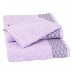 JULES CLARYSSE Lot de 1 serviette + 1 drap de bain + 1 gant