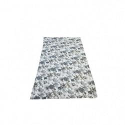 SOLEIL D'OCRE Fouta Corail - Coton doublé éponge - 100x200 c