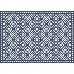 Set de table vinyle 1,5mm - 35 x 49,5 cm - Bleu