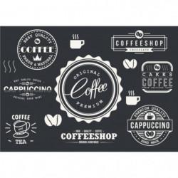 Set de table vinyle Original Coffeee - 35 x 49,5 cm