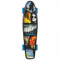 FREEGUN Skateboard Vintage Stripe 22,5''