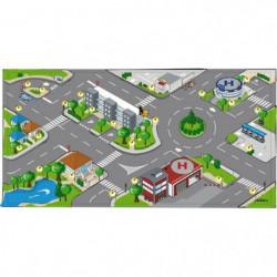 NOREV Tapis City + 1 Vehicule
