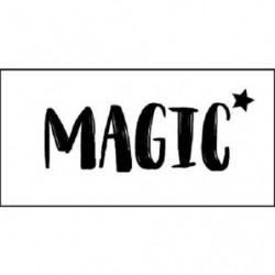 TODAY Tapis enfant 100% coton Magic - 60x120 cm