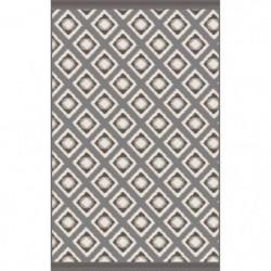 LOUXOR Tapis 100% vinyle - 49,5 x 80 cm - Epaisseur 1,5 mm -