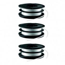 BLACK & DECKER Lot de 3 bobines Reflex Plus A6495