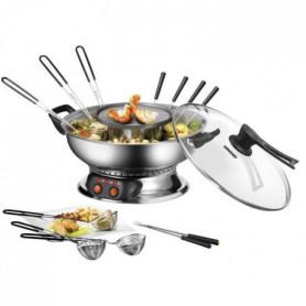 UNOLD 48746 Appareil a fondue chinoise  - Inox