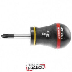 FACOM Tournevis Protwist lame Phillips boule 1x25