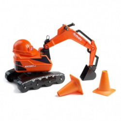 KUBOTA Pelleteuse Power Shift avec casque - Orange - 102