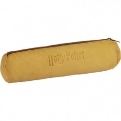 HARRY POTTER Trousse Scolaire Beige Naturel