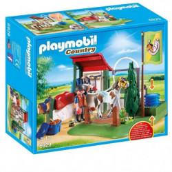 PLAYMOBIL 6929 - Country - Box de Lavage pour Chevaux