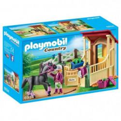 PLAYMOBIL 6934 - Country - Box avec Cavaliere et Cheval Pur-