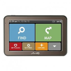 MIO GPS Spirit 7670 LM Full Europe - 5 ""