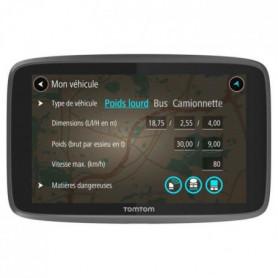 "TOMTOM GPS GO Professional 6250 - Écran 6"""