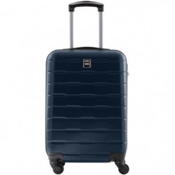 CITY BAG Valise Cabine ABS 4 Roues Navy