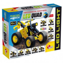LISCIANI GIOCHI Jeux de construction Stem Technics 10 En 1 -