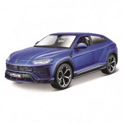 MAISTO Véhicule a monter Lamborghini Urus 1/24eme - Bleu