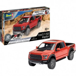 REVELL Easy-Click 2017 Ford F-150 Raptor 07048 Maquette plas