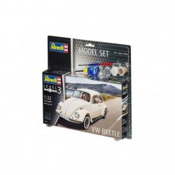 REVELL Model-Set VW Voiture Coccinelle - Maquette