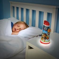 PAT PATROUILLE Lampe Torche et Veilleuse 2-en-1 GoGlow - Wor