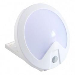Veilleuse automatique a 3 LED HESTEC - Multi supports - 11,2