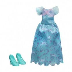 DISNEY PRINCESSES - Robe et Chaussures VERT - Vetement pour