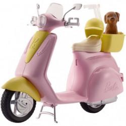 BARBIE - Scooter et Petit Chien