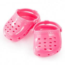BAYER Chaussures pour poupée rose vif