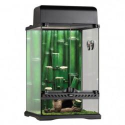 EXO TERRA Terrarium équipé Bamboo Forest S - Pour reptiles