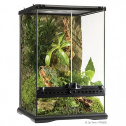 Terrarium en verre 30x30x45 cm