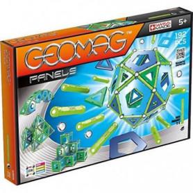 GEOMAG PANELS Jeu de Construction Magnétique 192 p